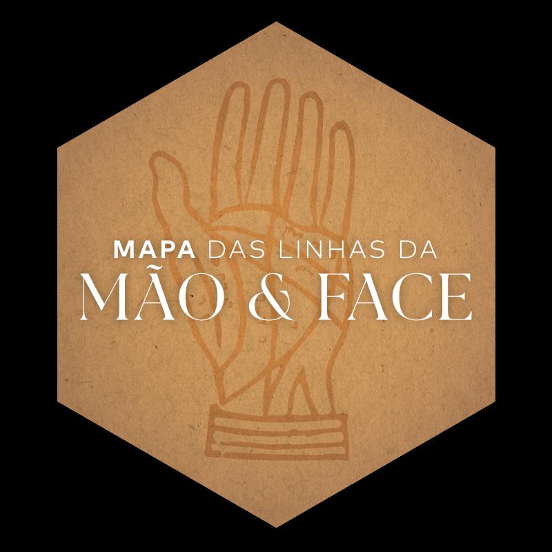 Mapa das Linhas da Mão & Face