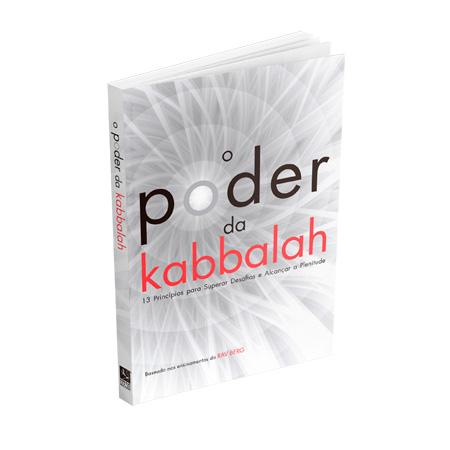 Capa o Poder da Kabbalah