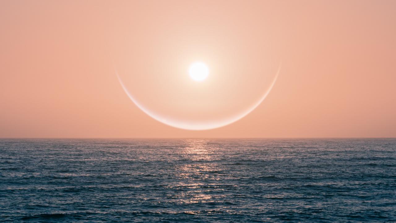 Movendo a Luz do Criador