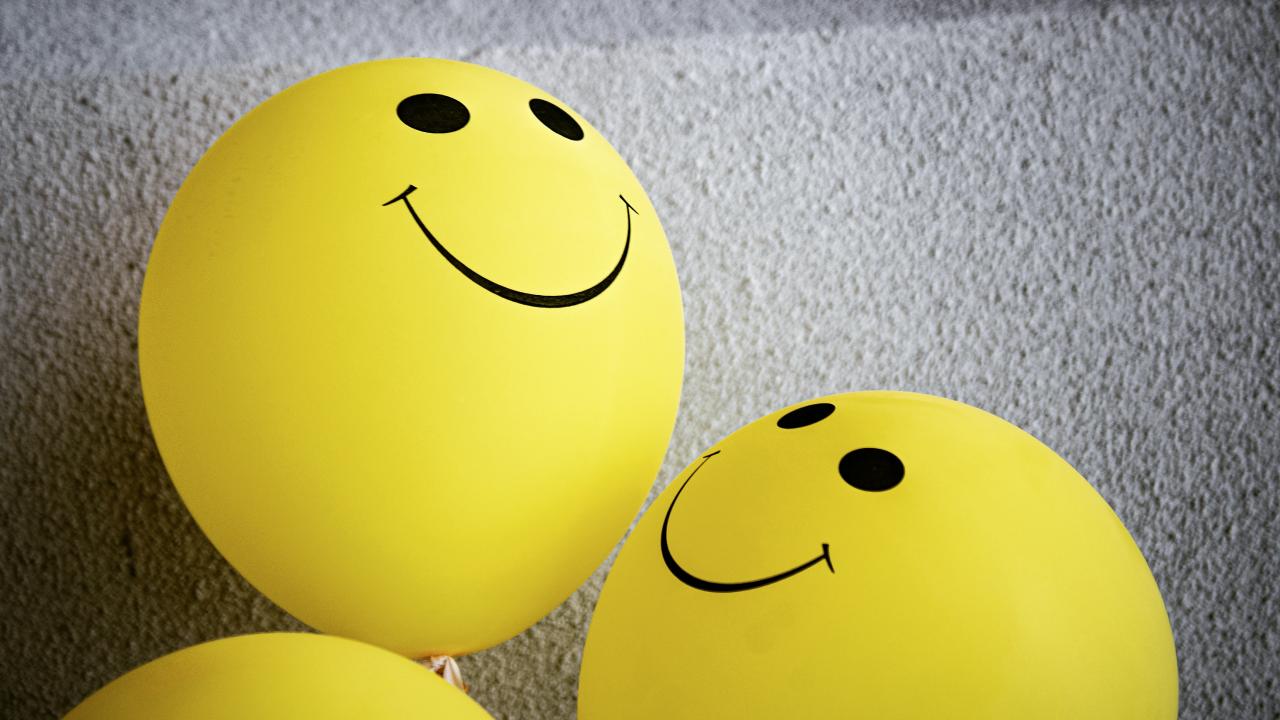 O Segredo da Alegria