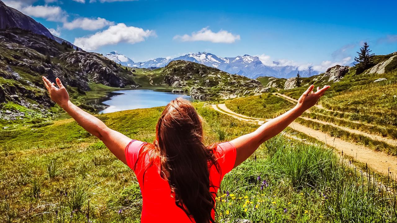 Conectando-se à Alegria por meio do Pensamento da Criação